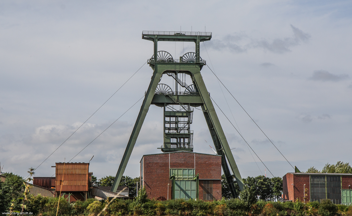 Unter Tage: Besuch im Schacht Konrad | Bilder und mehr.