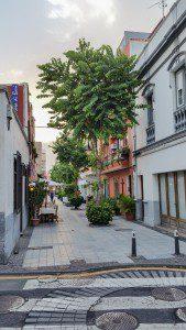 Die Calle del Lomo.