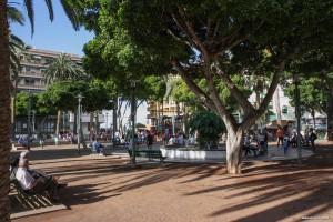 Die Plaza del Charco ist der bekannteste Platz in der Stadt.