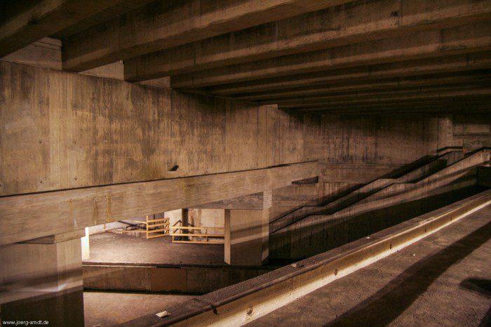 Hannovers Untergrund: Vom Geisterbahnhof bis zum Posttunnel
