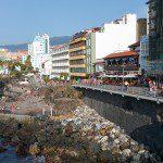 Die 2015 neu sanierte Promenade San Telmo.