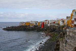 Die Calle Tegueste in Punta Brava.