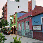 Die Sehenswürdigkeiten der Altstadt von Puerto de la Cruz.